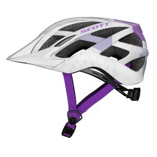 SCOTT SPUNTO White/purple - scott spunto white/purple