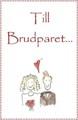 Bok - Till Brudparet