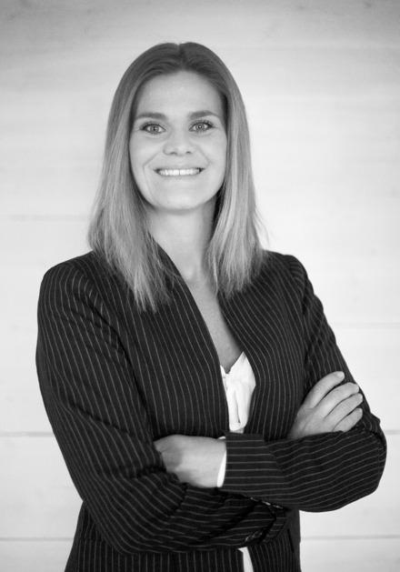 Kristina Jakobsson, grundare och konsult