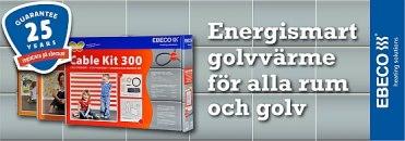 Till Ebeco golvvärme hos ELDIREKT.se