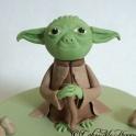 Barntårta Yoda