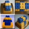 Barntårta lego