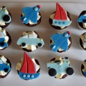 Minicupcakes fordon