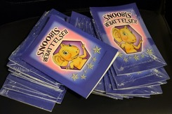 """""""Snoobis berättelser"""", andra upplagan."""