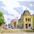 Tingshuset i Jönköping, 60-talet?