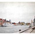 Malmö. Inre hamnen (1960?). Tips från besökare.
