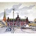 Malmö_Stortorget_(1960?). Bidrag från besökare.
