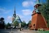 Bild från webben: Mora kyrka