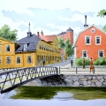 Uppsala - Provtryck