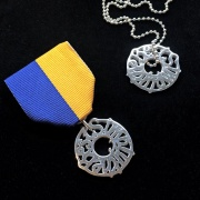 Simply the Best - medalj
