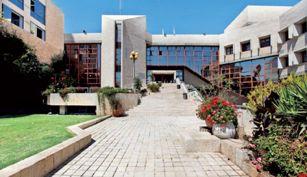 Hebreiska Universitetets Mount Scopus Campus