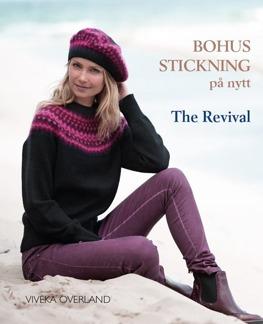 Bohus Stickning på nytt, The Revival - Bok Bohus Stickning på nytt, The Revival