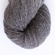 Natural Dark Gray Lambswool