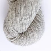 Naturally Light Gray Lambswool