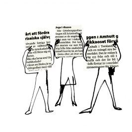 Illustration för Göteborgs Posten