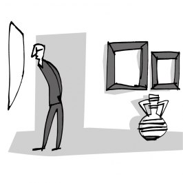 Illustration för The New Yorker