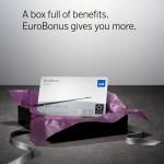 SAS EuroBonus-annons Silver