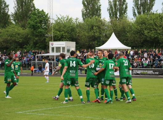 FC Rosengård - KSF Prespa Birlik 0-1