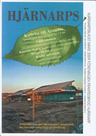 Hjärnarpsbladet Våren 2009
