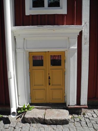 1 m dörr!