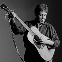 Clive Arrowsmith  McCartney-Martin-D45