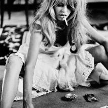 douglas kirkland Brigitte Bardot 1967_5 copy