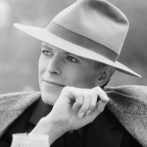 terry o´neill Bowie