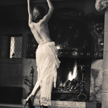 jesper molin Figure in fireplace