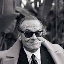 Jack Nicholson 2007 Lorenzo Agius