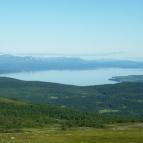 Dag 11 - Det tog mig hela dagen att gå längs med Kallsjön