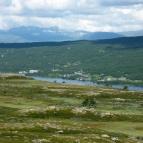 Dag 4 - Expeditionens första by, Fjällnäs