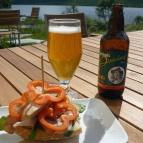 Dag 4 - Jämtländsk öl tillsamans med en god fralla