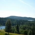 Dag 16 - Varm och härlig sommardag vid Bågavattnet