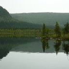 Dag 41 - Sjön Stuor Dáhtá