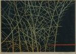 14) Natt, 18x26 cm, träsnitt, u.50