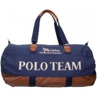 Canvas Sportbag XL Clyde marinblå