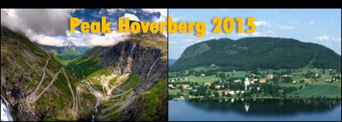 Molde-Hoverberg via Trollstigen, Geiranger