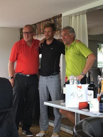 Lagmästare på 87p: Tomas Jämtander, Arvid Axland, Lennart Paulsson