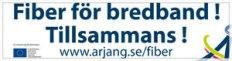 Länk till Årjängs kommuns hemsida om bredband