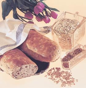 surdegsbröd recept havrebröd