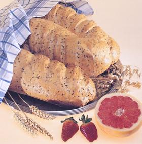 surdegsbröd recept linfröbröd