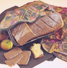 surdegsbröd recept tyskt rågbröd