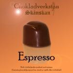 Espresso-pralin