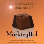 Mörk-choladpralin