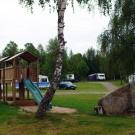 Lekplatser för våra små campare