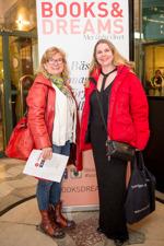 Karin Larborg och Pia Lerigon