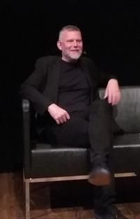Jan Arnald på Skriv2016