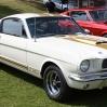 Årets Jubilar Shelby: Ford Mustang Shelby 1966