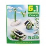 Solcell kit