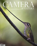 """Froncover from """"Camera Natura"""" with a big article about Hummingbirds."""